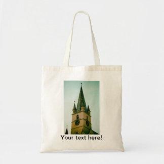 Torre de igreja evangélica, Sibiu Bolsa Para Compra
