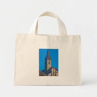 Torre de igreja evangélica Sibiu Bolsas