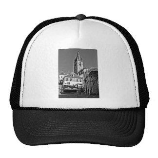 Torre de igreja evangélica Sibiu Bone