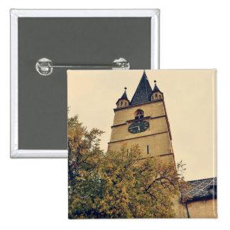 Torre de igreja evangélica Sibiu Botons