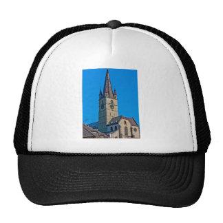 Torre de igreja evangélica, Sibiu Bone