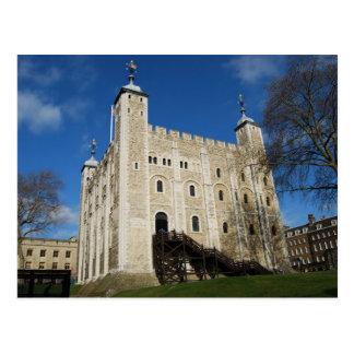Torre de Londres Cartão Postal