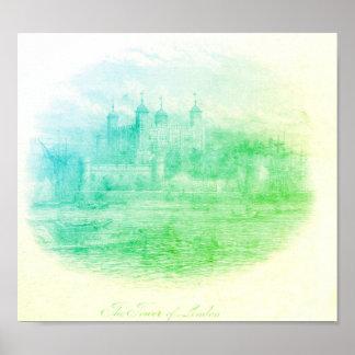 Torre do impressão de Londres