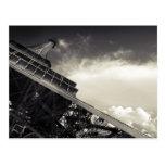 Torre Eiffel Cartão Postal