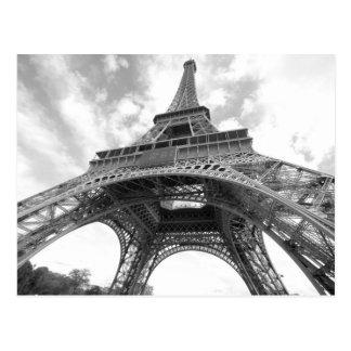 Torre Eiffel, Paris France Cartão Postal