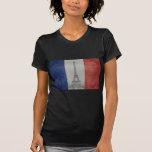 Torre Eiffel, Paris France T-shirts