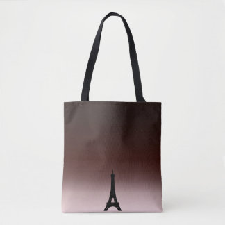 Torre Eiffel roxa - Paris - o bolsa