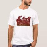 Torres del Paine-T-camisa Camiseta