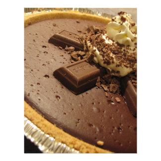 Torta de Puddin Panfletos