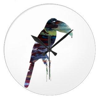 Toucan Relógio Grande