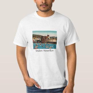 Toulon Mourillon Baie du Forte France Tshirts
