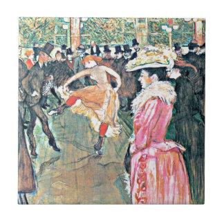 Toulouse-Lautrec: No vermelho