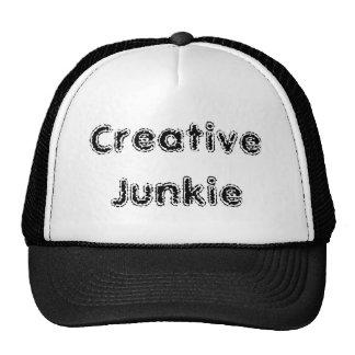 Toxicómano criativo boné