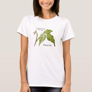 Toxidendro - camisa de acampamento