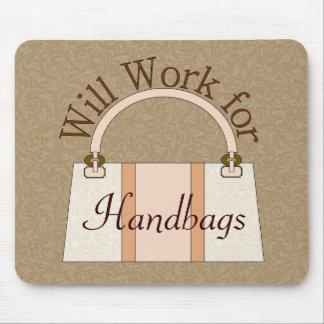 Trabalhará para bolsas Mousepad