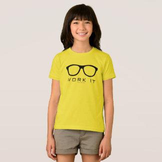 Trabalhe-o o amor 72marketing do nerd da camisa