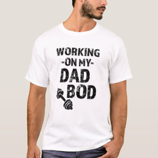 Trabalho em minha camisa engraçada do provérbio do
