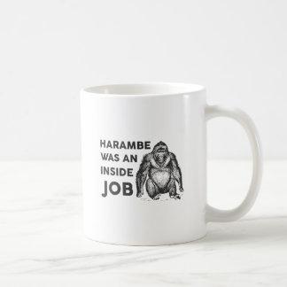 Trabalho interno Harambe Caneca De Café