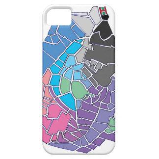 trabalhos de arte abstratos capa para iPhone 5