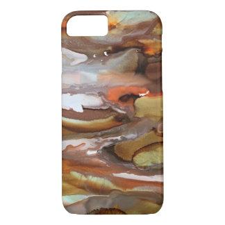 trabalhos de arte do costume do caso do iPhone 7 Capa iPhone 7