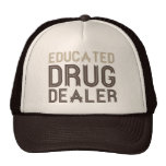 Traficante de drogas educado (farmacêutico) bones