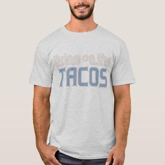 Traga no trunfo da zombaria do Taco Camiseta