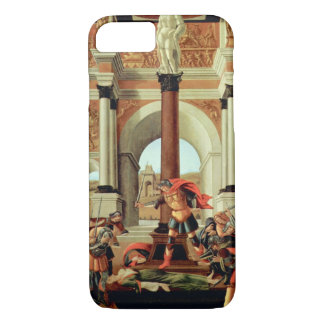 Tragédia de Lucretia por Botticelli, arte de Capa iPhone 7