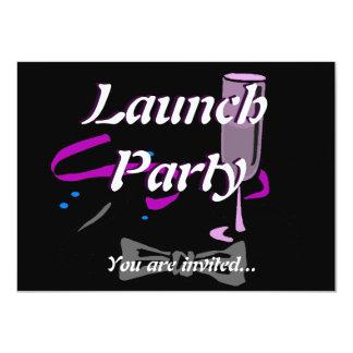 Traje de cerimónia do partido do lançamento da convites