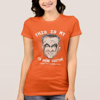 Traje de Tim Kaine o Dia das Bruxas Camiseta