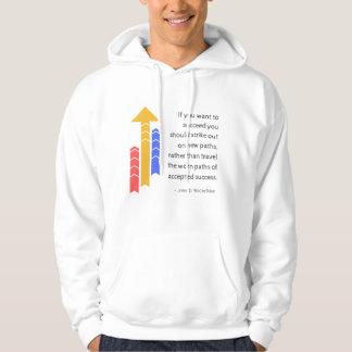 Trajeto à camisa inspirador das citações do