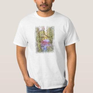 Trajeto de floresta t-shirt