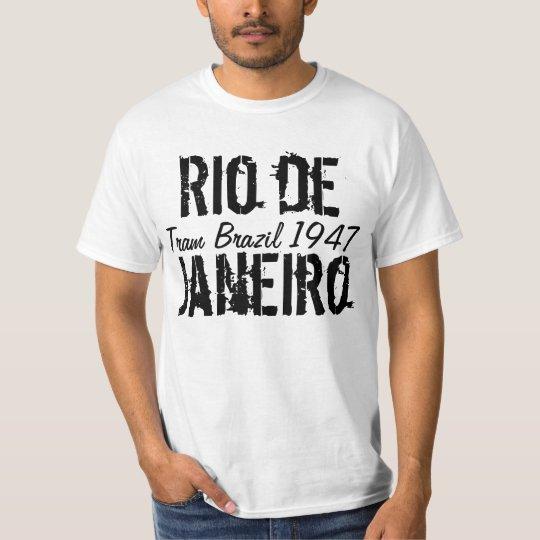 Tram Brazil 1947 Camiseta