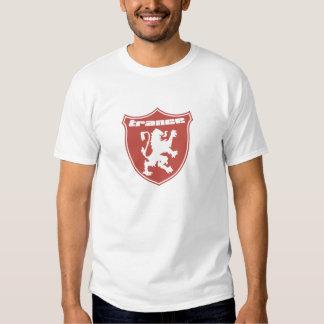 tranceEmblem_DRed Tshirt