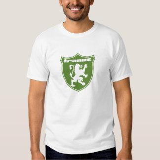 tranceEmblem_Green Camisetas