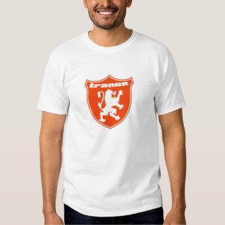 tranceEmblem_Orange Tshirt