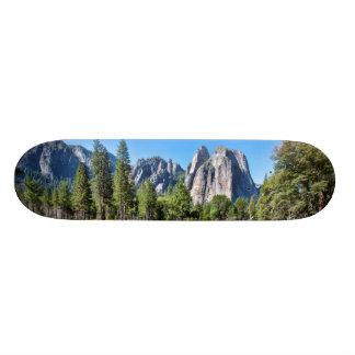 Tranquilidade em Yosemite Shape De Skate 18,4cm