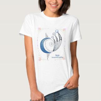 Transformação do logotipo t-shirt