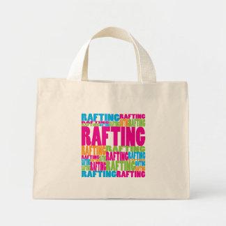 Transportar colorido bolsa para compras