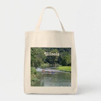 Transportar de Illinois Bolsas De Lona