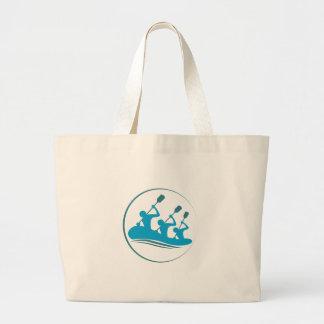 Transportar de rio sacola tote jumbo