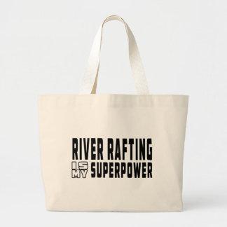 Transportar de rio é minha superpotência bolsa para compra