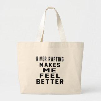 Transportar de rio faz-me sentir melhor bolsa