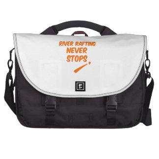 Transportar de rio nunca para bolsa para computador portátil