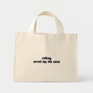 Transportar salvar minha vida uma vez bolsas