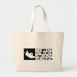 Transportar sobrevive bolsa de lona