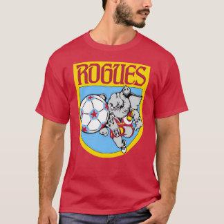 Trapaceiros de Ramblin da camisa retro do futebol