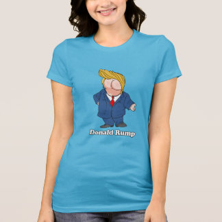 Traseiro de Donald --- Design do Anti-Trunfo - Camiseta