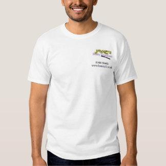 Tratamento da beleza de Jayne T-shirts