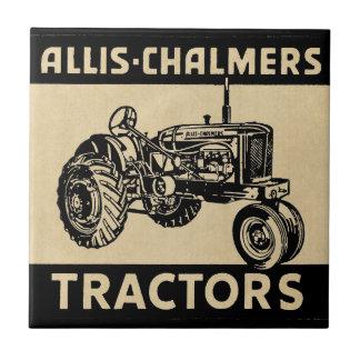 Trator de fazenda do vintage