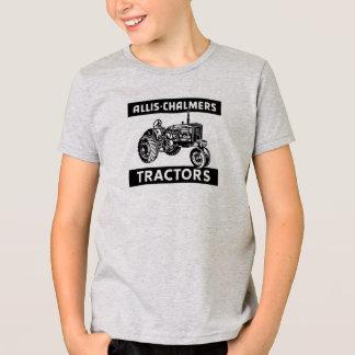 Trator do vintage camiseta